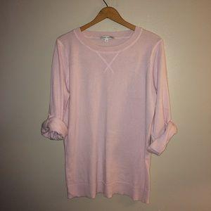 Autumn Cashmere Ballet Pink Sweater